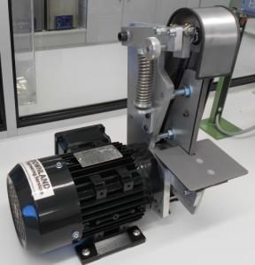 Micro grinder side